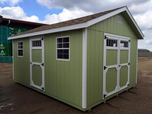 Ranch wood shed for sale in willmar