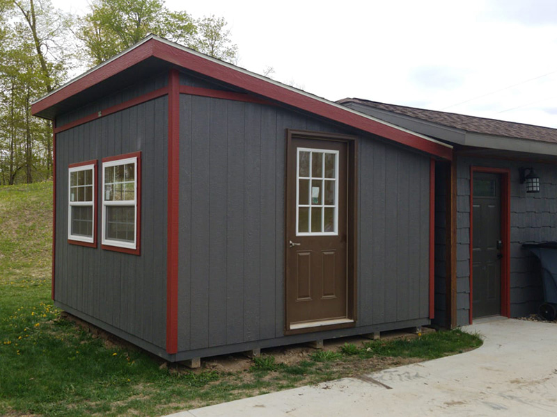 Studio sheds for sale in iowa