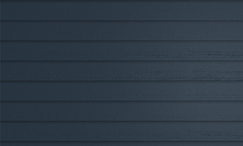 Wood lap siding for studio sheds