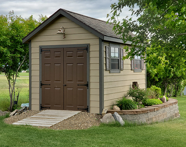 Classic storage shed for sale