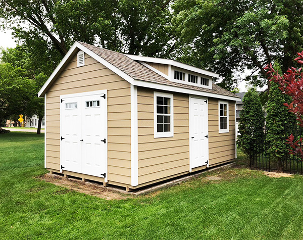 Storage shed for sale classic
